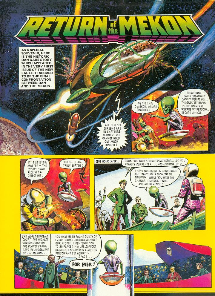 Return of The Mekon - Page 1 of 3