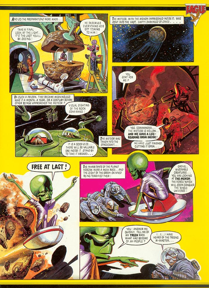 Return of The Mekon - Page 2 of 3