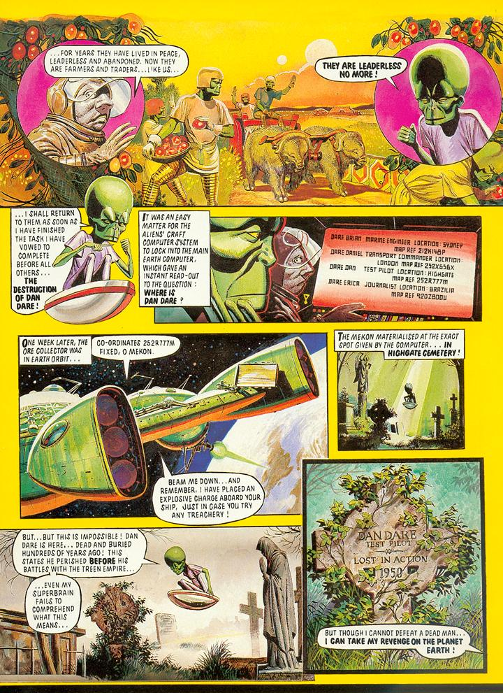 Return of The Mekon - Page 3 of 3